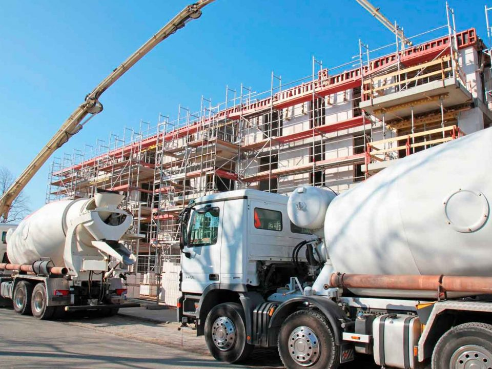 Стоимость бетона